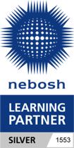 NEBOSH Silver Learning Partner reg. no. 1553