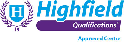 Highfield Qualifications - Approved Centre logo