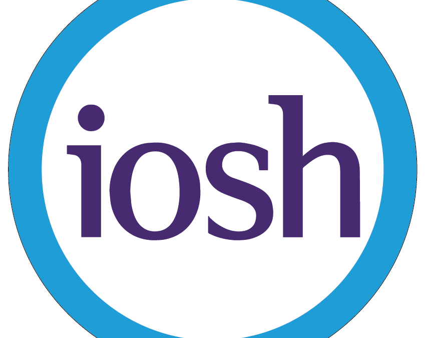 IOSH launch a new course developed alongside the World Health Organization (WHO)